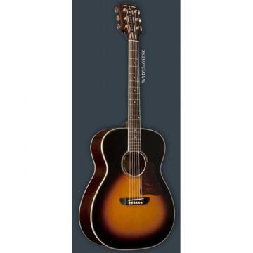 New Washburn WSD5240STSK Solo Deluxe Acoustic Guitar With Hardshell Case