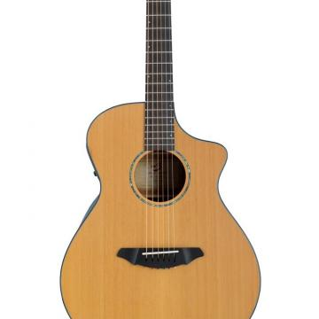 Breedlove Model Solo C350/CMe Acoustic Electric Guitar With Hard Case