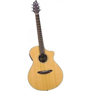 Breedlove Atlas Solo C350/CRE Model Cedar Top Acoustic Guitar With Hard Case
