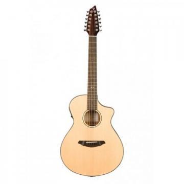 Breedlove Atlas Studio C250SME12 Model Acoustic Guitar w/Case