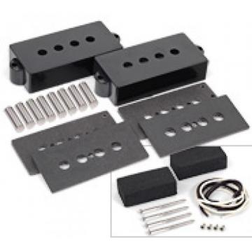 Pickup Kit for P-Bass With Alnico 5 Magnets