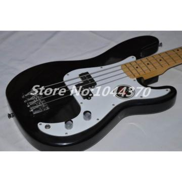 Custom Shop Fender Black Precision Bass