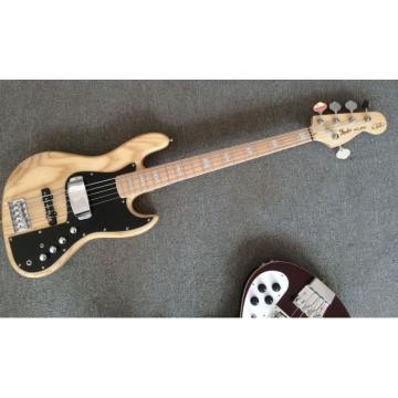 Custom Shop Fender Marcus Miller Signature Jazz Bass Premium Ash Body 5 String