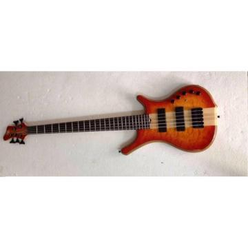 Custom Mayones Built 6 String Sunburst Bass