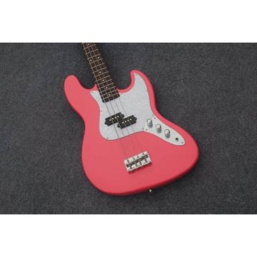 Custom Shell Pink Fender Precision Jaguar Electric Guitar