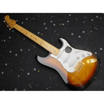Vintage Fender Stratocaster Electric Guitar