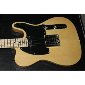 Natural Fender 60th Anniversary Broadcaster Nocaster Electric Guitar