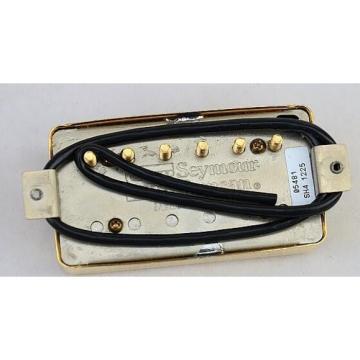 Custom Shop Jimmy Page Design SG Blue EDS 1275 Double Neck Guitar