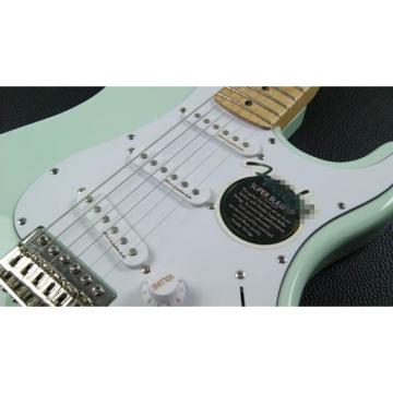 Custom Shop Teal Jeff Beck Fender Stratocaster Electric Guitar