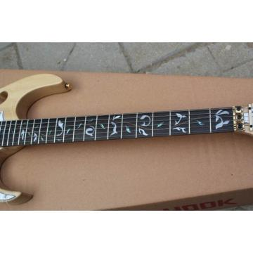 Custom Shop Natural Ibanez Electric Guitar