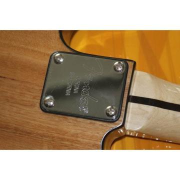 Custom Shop Natural Fender Telecaster Danny Gatton Electric Guitar