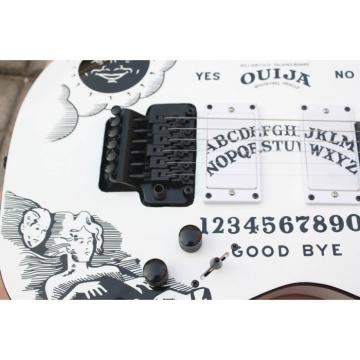 Custom Shop KH2OUIJA ESP Kirk Hammett Ouija Electric Guitar