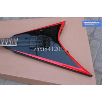 Custom Shop Jackson KE2 Red Electric Guitar