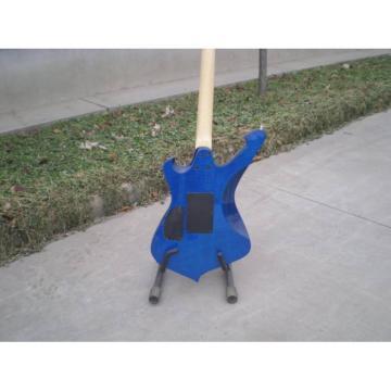 Custom Shop Ibanez Wave Blue Paul Gilbert Electric Guitar