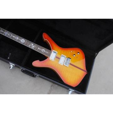 Custom Shop Ibanez Sunburst FRM250FM Electric Guitar
