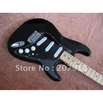 Custom Shop Fender Jim Root Black Strat Electric Guitar