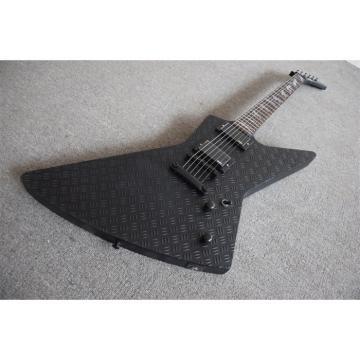Custom Shop ESP James Hetfield 6 String Electric Guitar Graphite Nut
