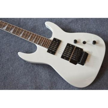 Custom Shop Dinky Jackson Soloist Electric Guitar White