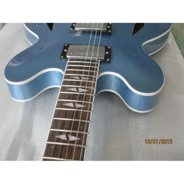 Custom Shop Dave Grohl DG 335 Pelham Blue Electric Guitar