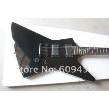 Custom James Hetfield ESP Black Electric Guitar Graphite Nut MX250