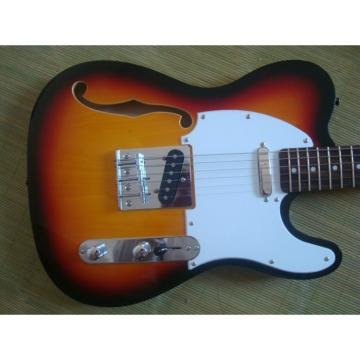 Custom Fender Vintage Fhole Electric Guitar