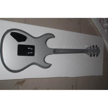 Custom ESP RZK 600 Model Electric Guitar Silver Color