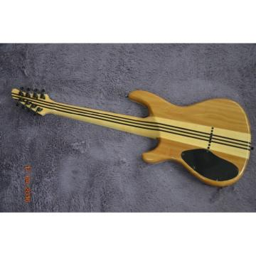 Custom Built Mayones Regius 8 String Brown Electric Guitar