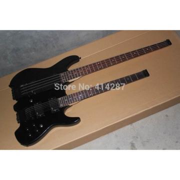 Custom  LP Double Neck No Head Electric Guitar