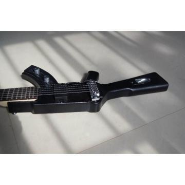 Custom  Shop Riffle Black AK 47 Electric Guitar