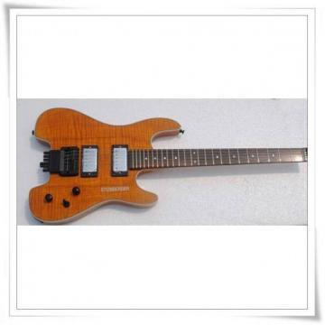 Custom Shop Natural Steinberger Headstock Electric Guitar