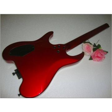 Custom Shop Burgundyglo Steinberger No Headstock Electric Guitar