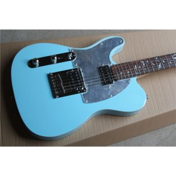 Custom Fender Left Handed Marine Green Telecaster Electric Guitar