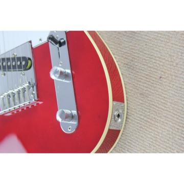 Custom Fender American Standard Telecaster Red Electric Guitar