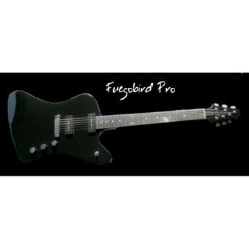 Custom Built FGB Pro Black Guitar