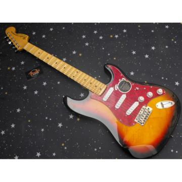 Vintage Fender Stratocaster Guitar