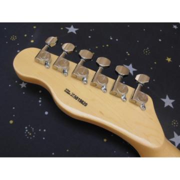 Custom Transparent Fender Acrylic Telecaster Guitar