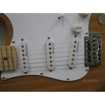 Dead Wood Fender Stratocaster Guitar