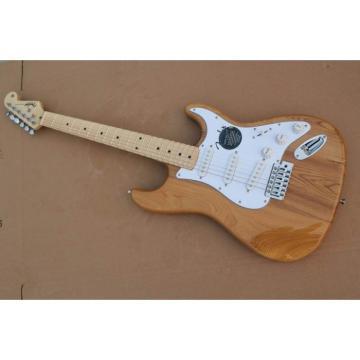 Custom Shop Natural Fender Stratocaster Guitar
