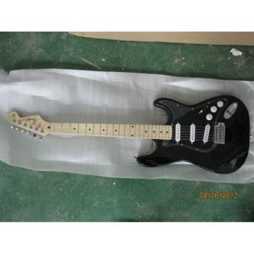 Custom Shop Jim Root Fender Black Stratocaster Guitar
