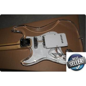 Custom Shop Fender Acrylic Stratocaster Guitar
