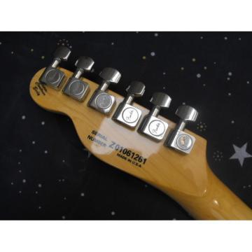 Custom Hollow Fender Pelham Blue Telecaster Guitar