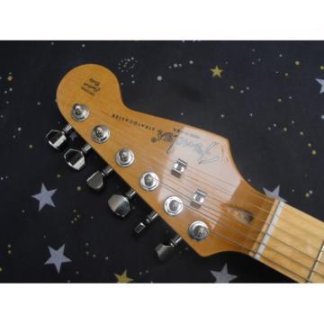 Custom Eric Johnson Vintage White Fender Stratocaster Guitar