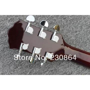Custom  Washburn Passive Humbuckers Heavy Tabacco Burst Guitar