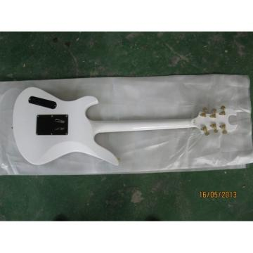 Custom Schecter White Gold Synyster Guitar