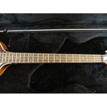 Custom Hofner Jubilee Union Jack Paul Mcartney 4 String Bass