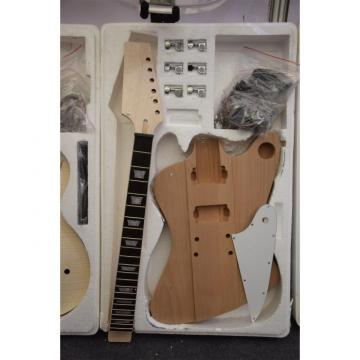 Custom Shop Unfinished guitarra Firebird Guitar Kit