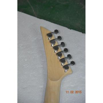 Custom Shop Jackson Lucite Acrylic Plexiglass Transparent Guitar