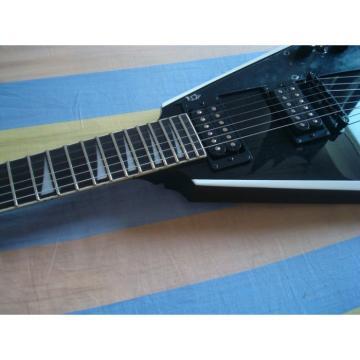 Custom Shop Jackson KE2 White Electric Guitar