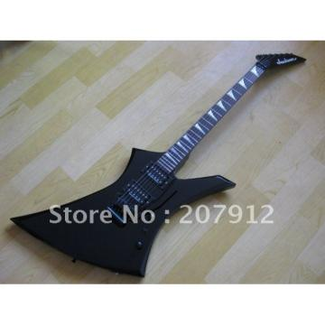 Custom Shop Jackson KE2 Black Electric Guitar