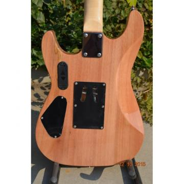 Custom Shop Dinky Jackson Soloist Electric Guitar Natural Finish